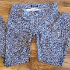 Liverpool jeans company black and white pants 14